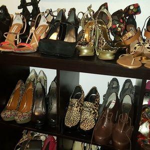 Shoes size 8.5 -9